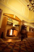 loch tummel hotel in scotland