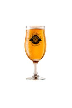 Glass of cider