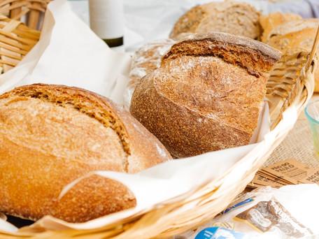Las ventajas del pan en la alimentación infantil