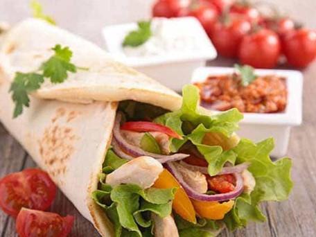Ideas de recetas perfectas para una cena ligera. Obleas rellenas de dulce o salado, ¡tú eliges!