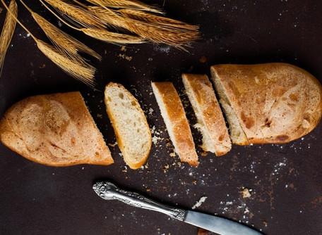 Prepara pan sin gluten en casa