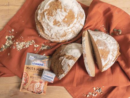 Receta para pan de centeno, ¡increíble!