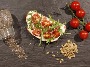 3 ideas de variadas y deliciosas tostadas para desayunar o merendar