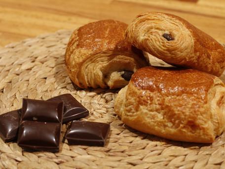 ¡Napolitanas de chocolate caseras!