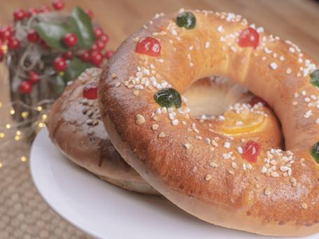 Receta para un increíble Roscón de Reyes casero