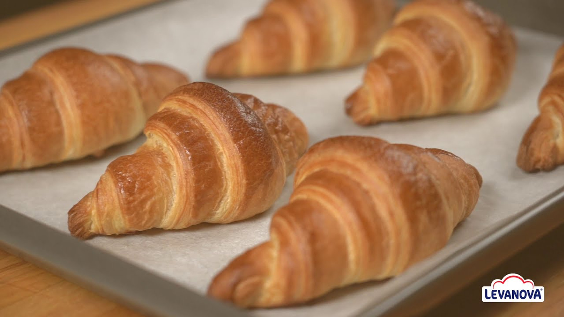 Receta sencilla para unos deliciosos croissants caseros