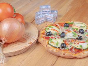 ¿Receta de pizza vegetariana? ¡Apunta esta deliciosa idea!