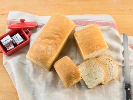 ¡Receta fácil para pan de molde!