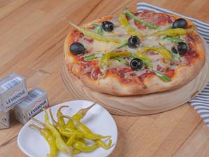 Pizza para los amantes del picante… ¿estáis listos?