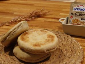 Receta de pan Matlou con preparado de masa madre