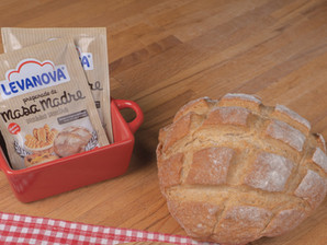 Receta fácil y sencilla para un delicioso pan casero. Eso sí, con un aroma y un sabor espectaculares