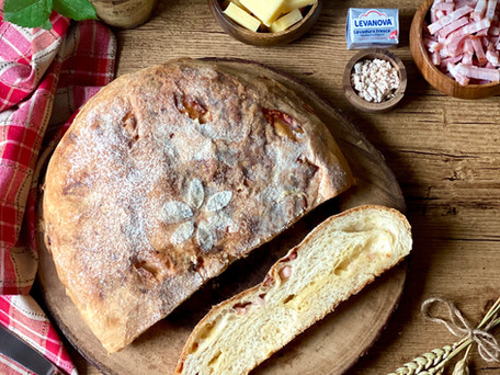 Receta de pan de bacon y queso comté, ¡para chuparse los dedos!