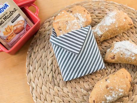 Pan de cebolla, ¡sabroso y apetecible!
