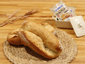 Receta de pan rústico