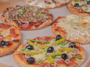 La receta que nunca te puede faltar... ¡una masa para todas tus pizzas!