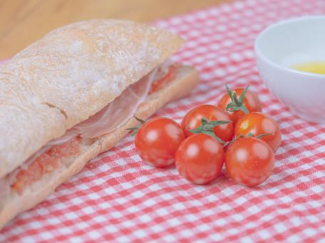 Receta sencilla para pan casero de chapata riquísimo