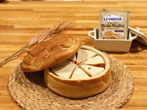 Receta de pan sorpresa