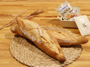 ¡Pan de pueblo! Aprende a elaborar en casa esta tradicional receta