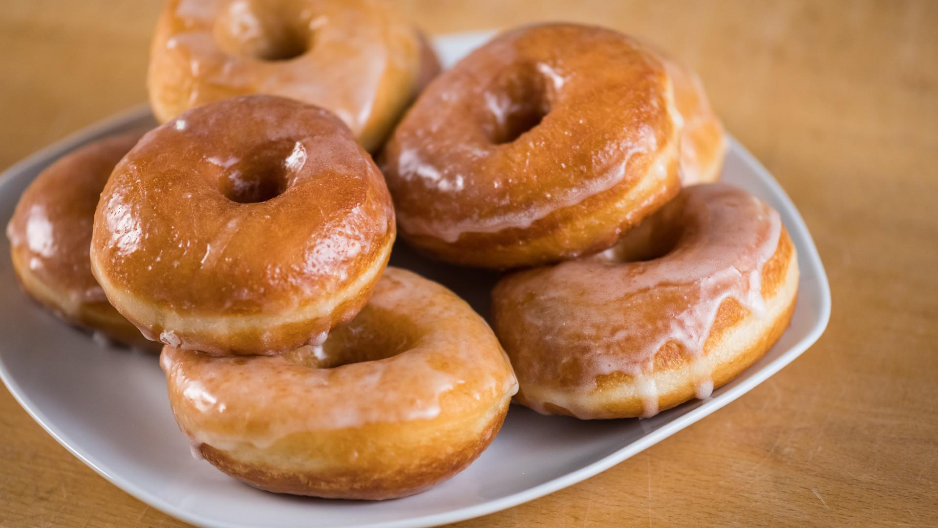 Receta donuts/berlinas- Levanova