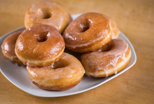 Receta donuts/berlinas
