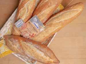 Una deliciosa propuesta para baguette francesa