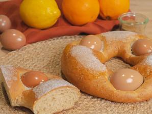 Receta para Mona de Pascua, ¡uno de los platos más típicos de Semana Santa!