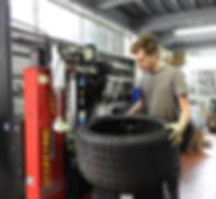 Garage Cencini Lugano - Thomas