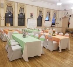 Table & Cahir Setup