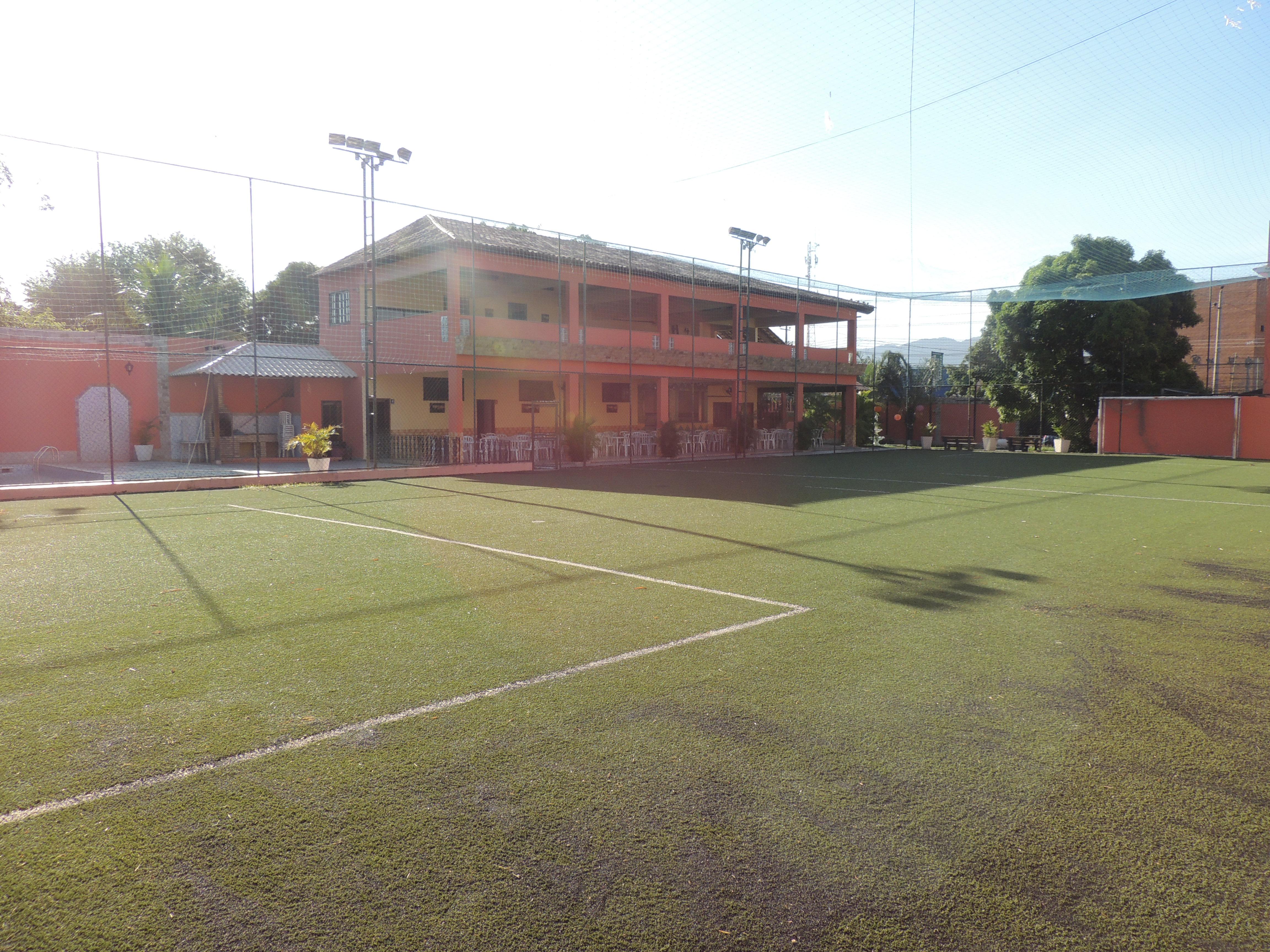 Campo do fundo