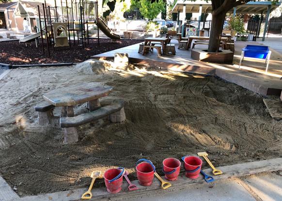 Sand Area 1