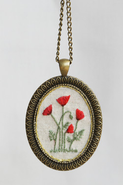 Amapolas Poppies VENDIDO