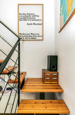 עיצוב דירות קטנות | מרב שדה - תכנון ועיצוב פנים