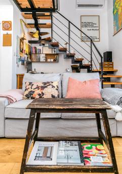 עיצוב דירות ישנות | מרב שדה - תכנון ועיצוב פנים