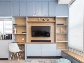 עיצוב יחידת דיור.