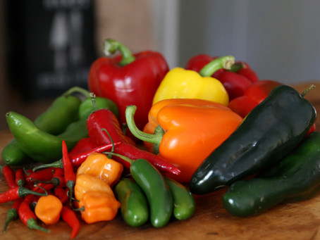 Peppers: A Hot Topic
