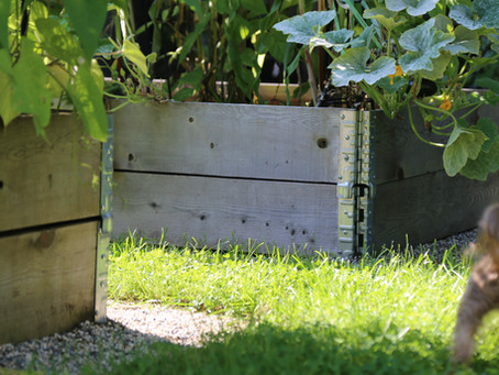 Anatomy of a No-Dig Raised Bed