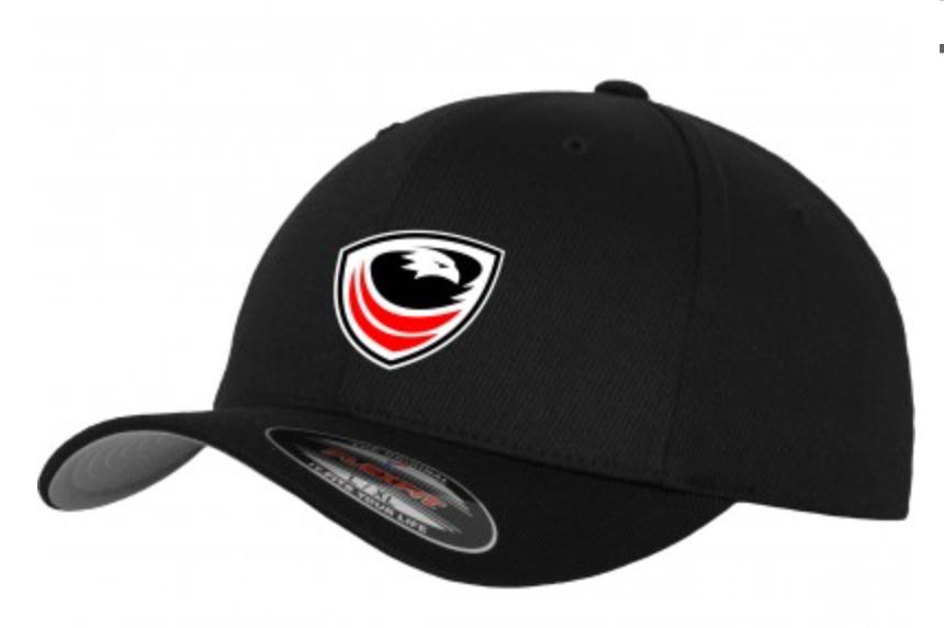 A flex-fit club cap