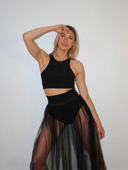 Sheer Skirt SS20