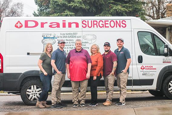 Drain Surgeons Plumbing Team