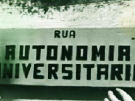 NOTA DE SOLIDARIEDADE A COMUNIDADE UNIVERSITÁRIA BRASILEIRA