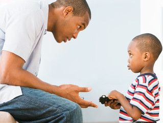 Effective Child Discipline