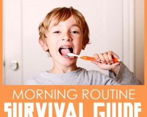 Morning Routine Survival Guide