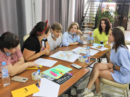 Жители Липецкой области учатся создавать рентабельный бизнес