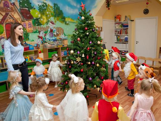 Новогодние утренники в детских садах и школах Липецка запретят?