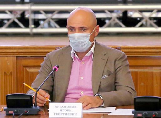 Игорь Артамонов сообщил о переходе региона на третий этап снятия ограничений по коронавирусу