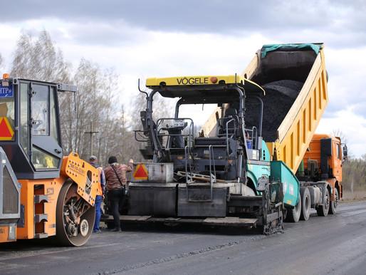 Более 460 км дорог в регионе будет отремонтировано по нацпроекту