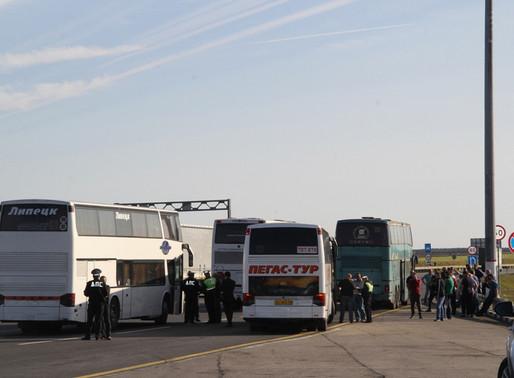 Дорожные полицейские проверили более 300 водителей пассажирского транспорта в Липецкой области