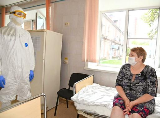 Ещё 62 человека в регионе завершили лечение от коронавируса
