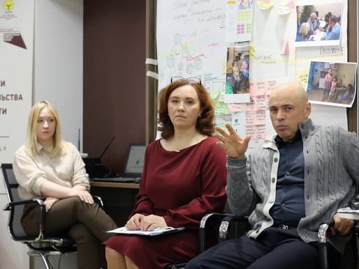 «Лидеры России» представили Игорю Артамонову проекты по повышению благосостояния жителей