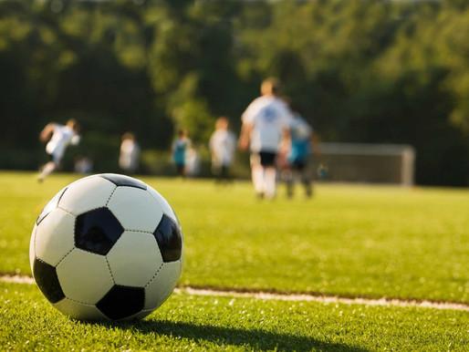Новое футбольное поле в Агрономе откроется в сентябре